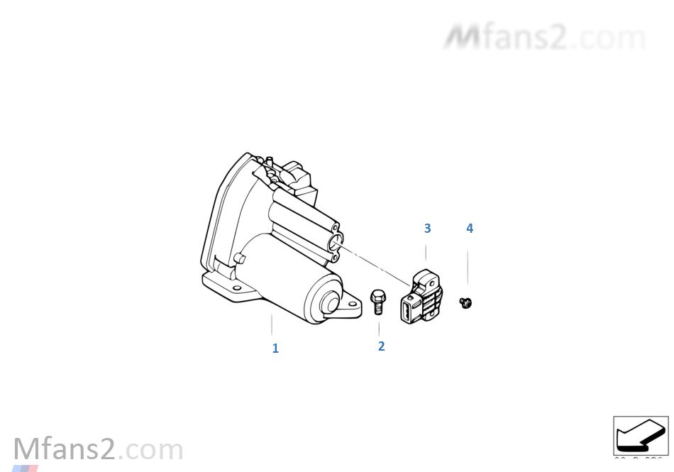 Throttle actuator