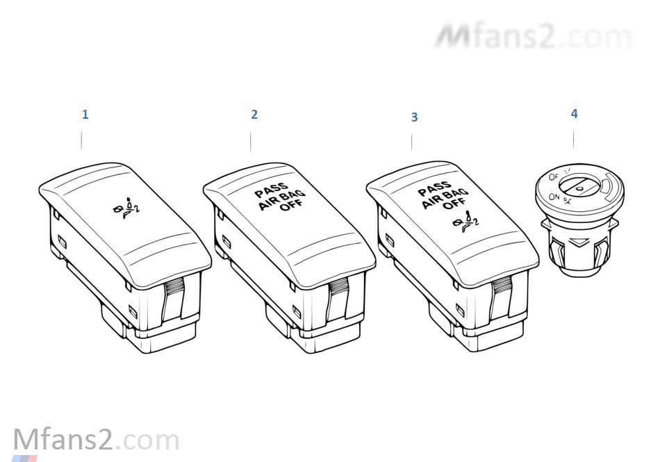 Bmw E60 Airbag Wiring Diagram