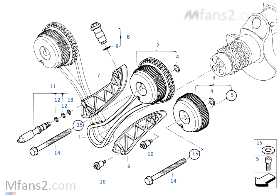 e55 amg engine diagram