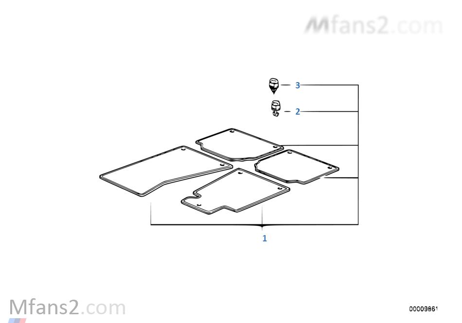 tapis de sol bmw 5 39 e28 m5 s38 l 39 europe. Black Bedroom Furniture Sets. Home Design Ideas