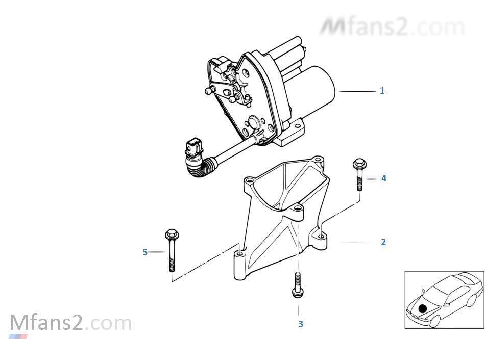 E39 Wagon Fuse Diagram