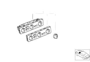操作面板 空調器