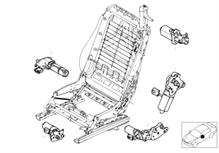 시트, 앞, 일렉트릭 및 구동장치