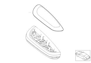 Подлоконтник Individual Зд верхняя часть