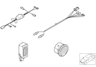 Детали устройства громкой связи Cordless