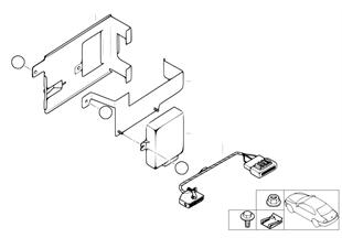Детали багажного отделения SA 620