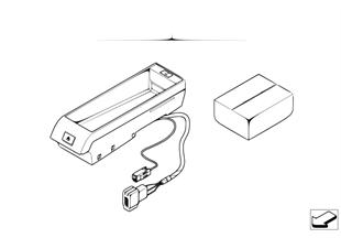 Nachrüstsatz Freisprech. Bluetooth SA644