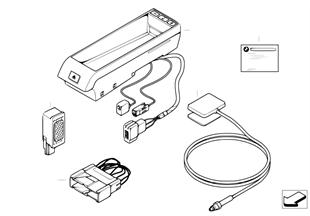 Детали устройства громкой связи Classic