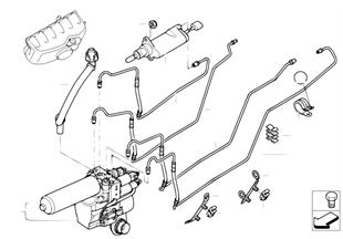 離合器操縱 M 變速箱