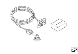 Nachrüstung Auxillary Anschluss