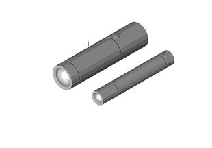 Handlampe LED