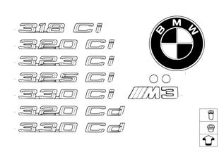 Emblèmes / plaques