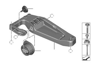 기어박스 서스펜션,4륜 구동