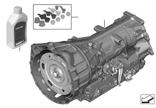 자동변속기 GA8HP45Z - 4륜 구동