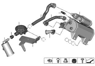 활성탄 여과기/설치부품