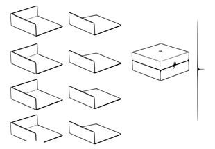 "Gepäckraumbox ""Multifix"""