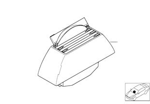 Блок для компакт-дисков