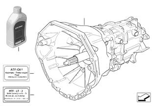 Schaltgetriebe S5D...Z