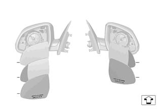 미러 글라스 (S430A)