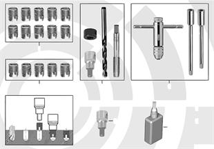 Repair kit, thread repair