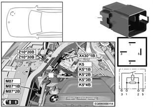 릴레이, 전동식 휀, 모터 400/600W K5