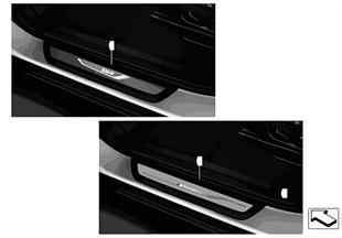 BMW LED 로커패널 스트립