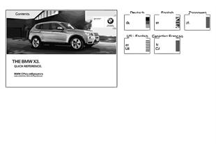 Skrócona instrukcja F25, F26 z iDrive