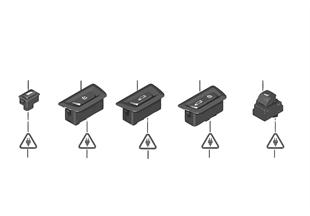 스위치, 로크 시스템