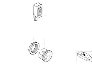 Детали устройства громкой связи